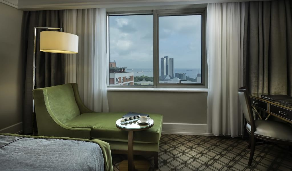 Deluxe Double or Twin Room with Sea View 1-min