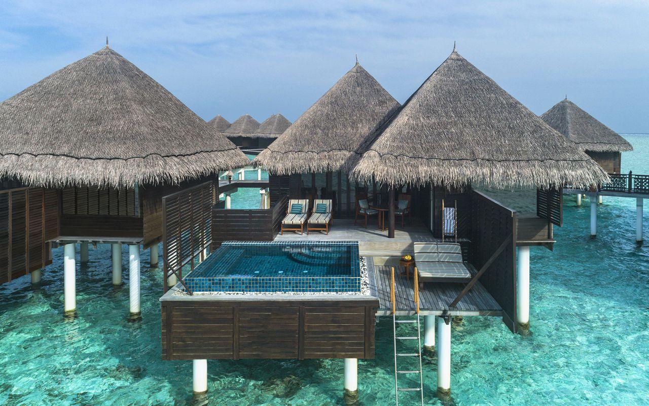 Deluxe Lagoon Villa with Pool_Exterior