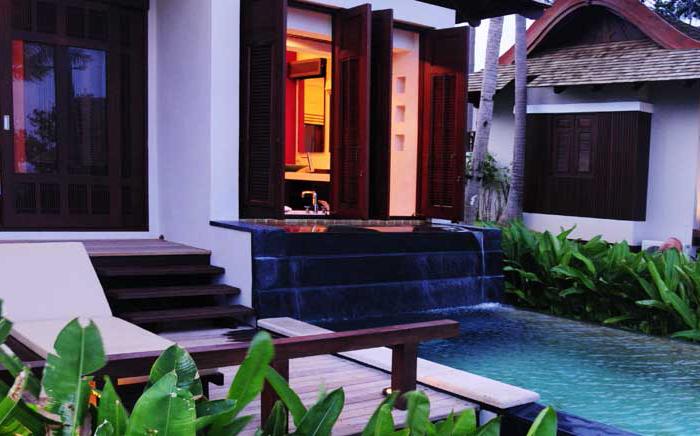 Deluxe Ocean View Pool Villa3
