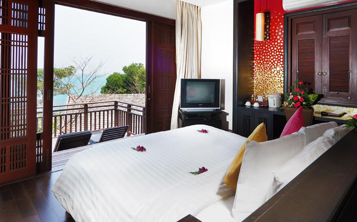 Deluxe Ocean View Pool Villa4