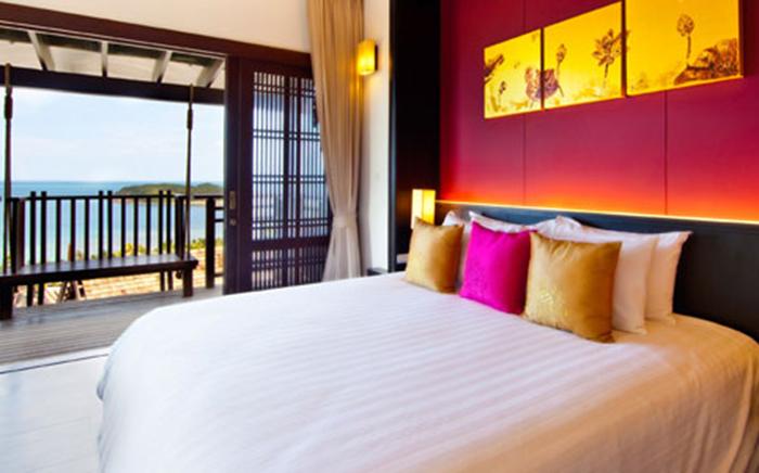 Deluxe Ocean View Villa2