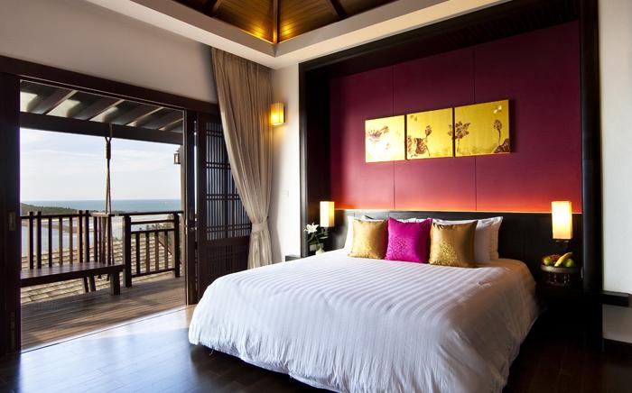 Deluxe Ocean View Villa3
