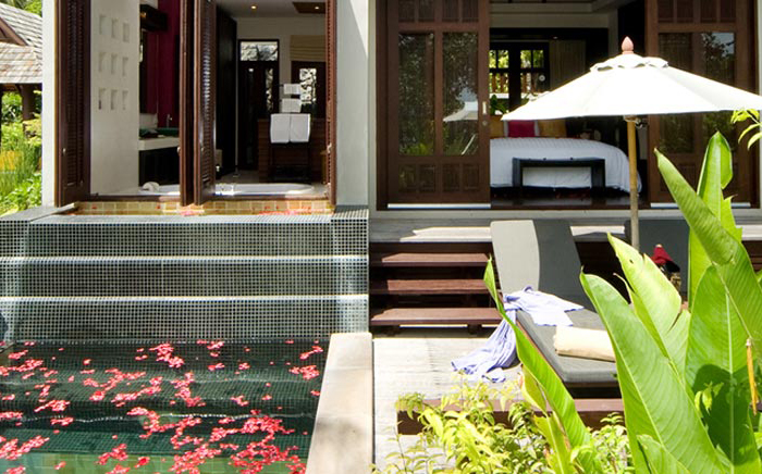 Deluxe Pool Villa4