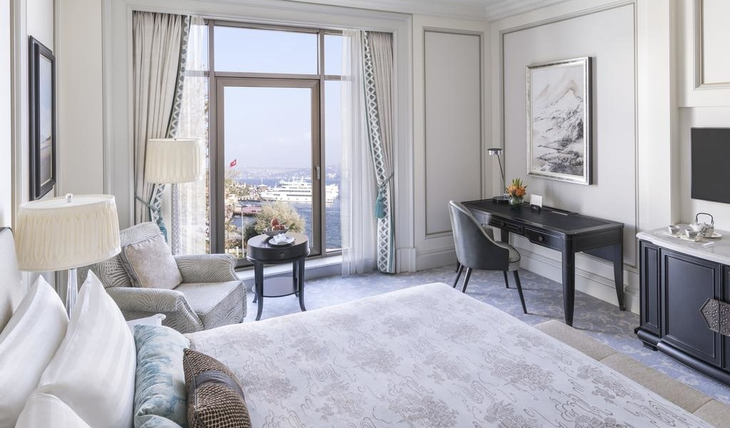 Deluxe Room with Partial Bosphorus View 1-min