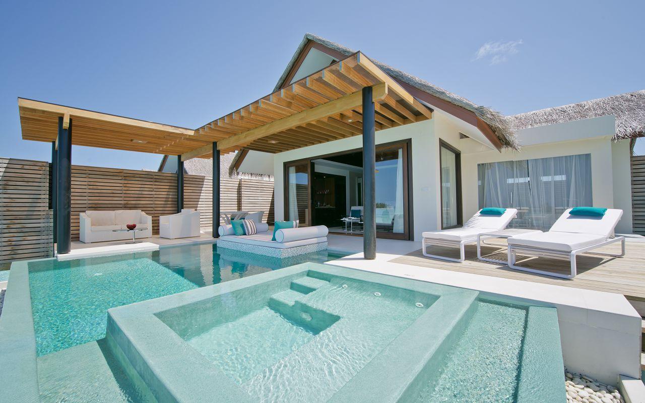 Deluxe Water Pool Villa (5)