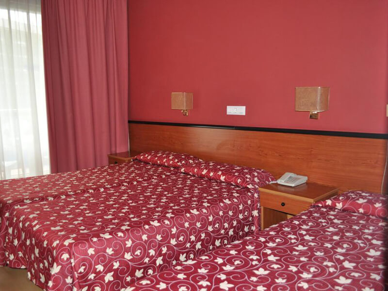 Double Room with Extra Bed (3 Adults)1