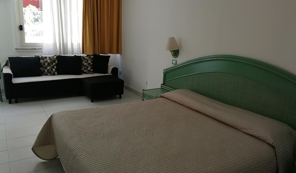 Double or Twin Room with Balcony5-min