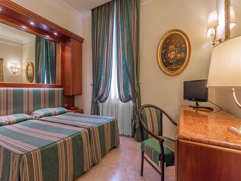 Double or Twin Room with Extra Bed1
