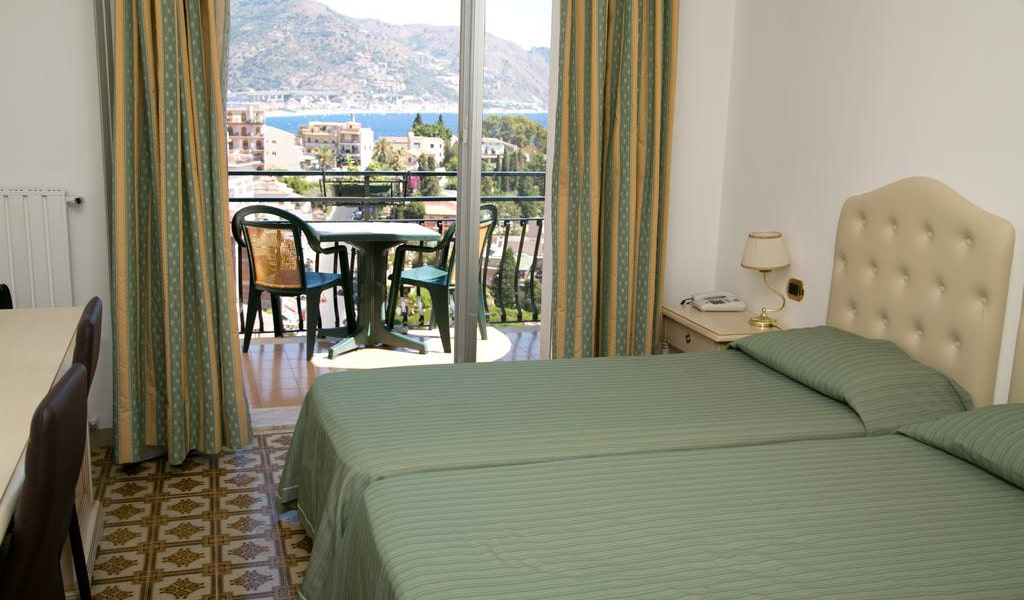 Double or Twin Room with View-min