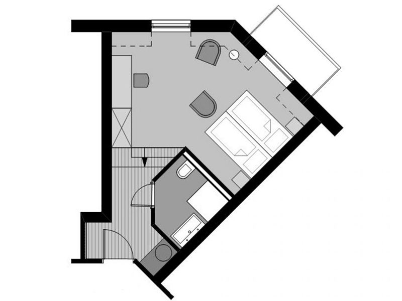 Double room7