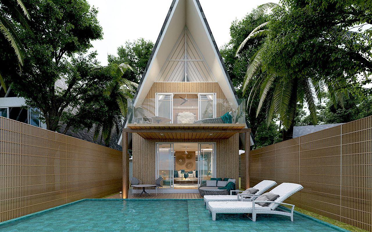 Duplex Pool Villa (2)