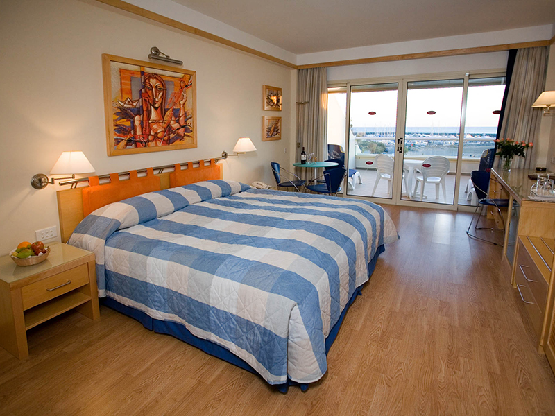 Executive Marina View Room at St Raphael Resort