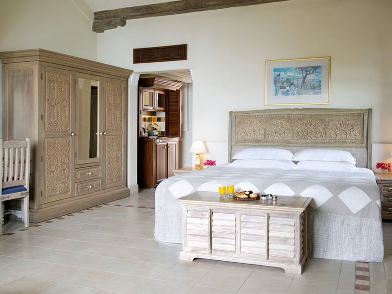 Executive Suite Sea View with fireplace (4)