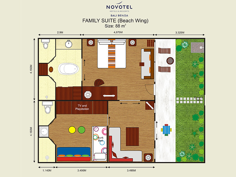 FAMILY SUITE2