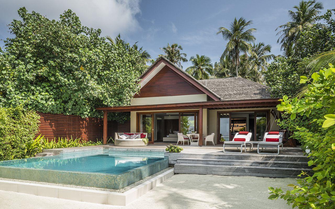 Family Beach Pool Villa (1)