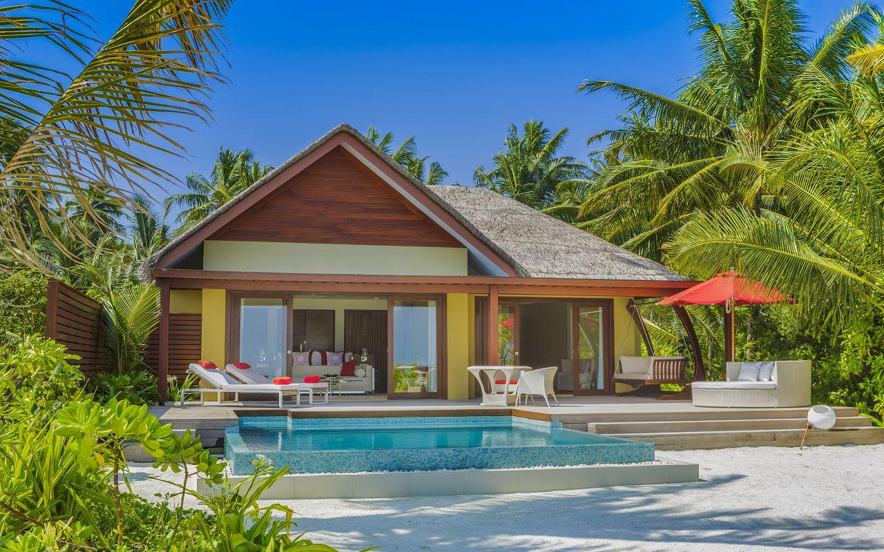 Family Beach Pool Villa (3)