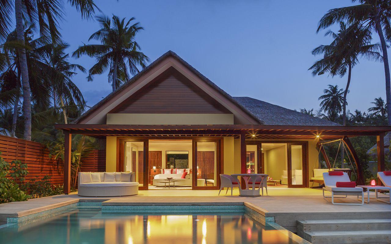 Family Beach Pool Villa (4)