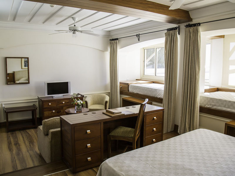 Family Cabin Suite (3)