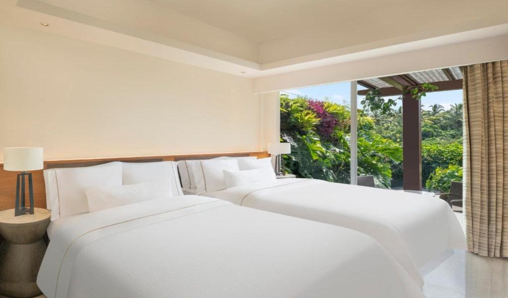 Family Suite, 2 Bedroom Suite, Garden view, Balcony 2-min