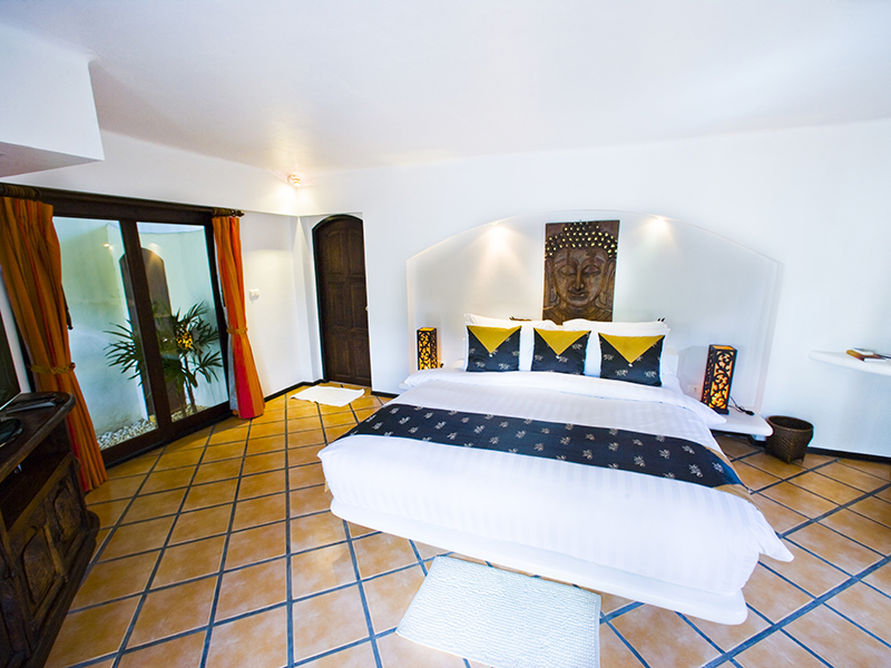 Four Bedroom Presidential Pool Villa 3