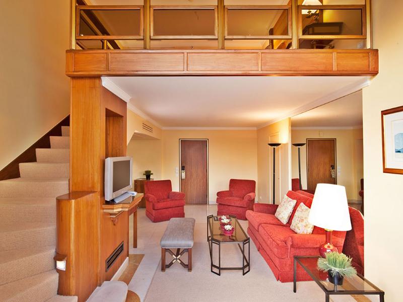 Garden Duplex Suite3