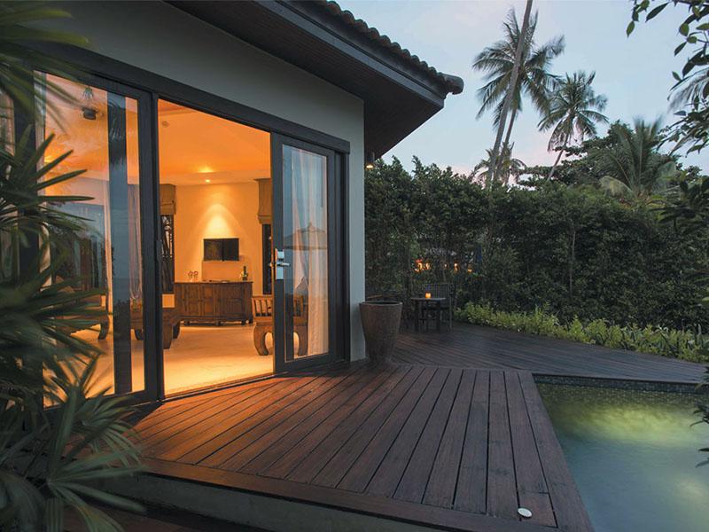 Garden View Pool Suite3