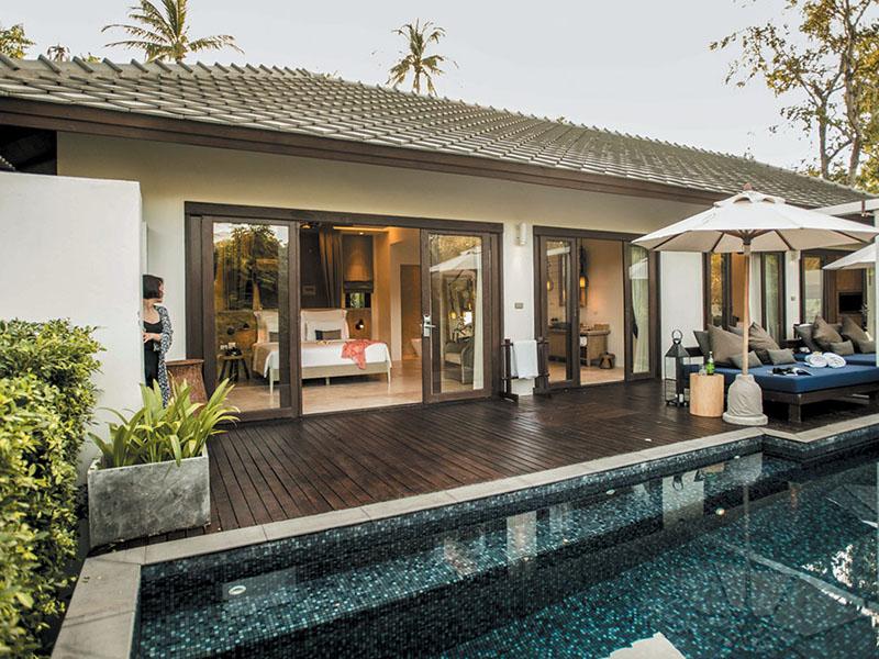 Garden View Pool Villa2