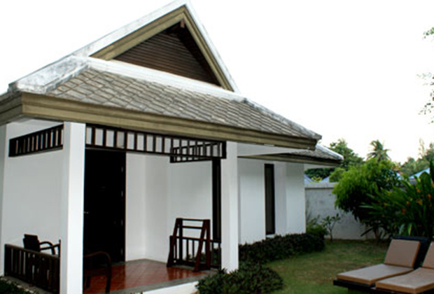 Garden View Villa