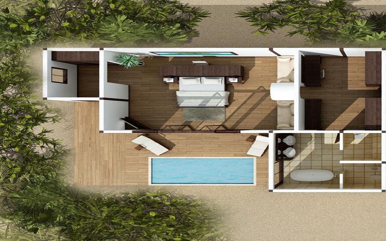 Garden Villa with pool (9)