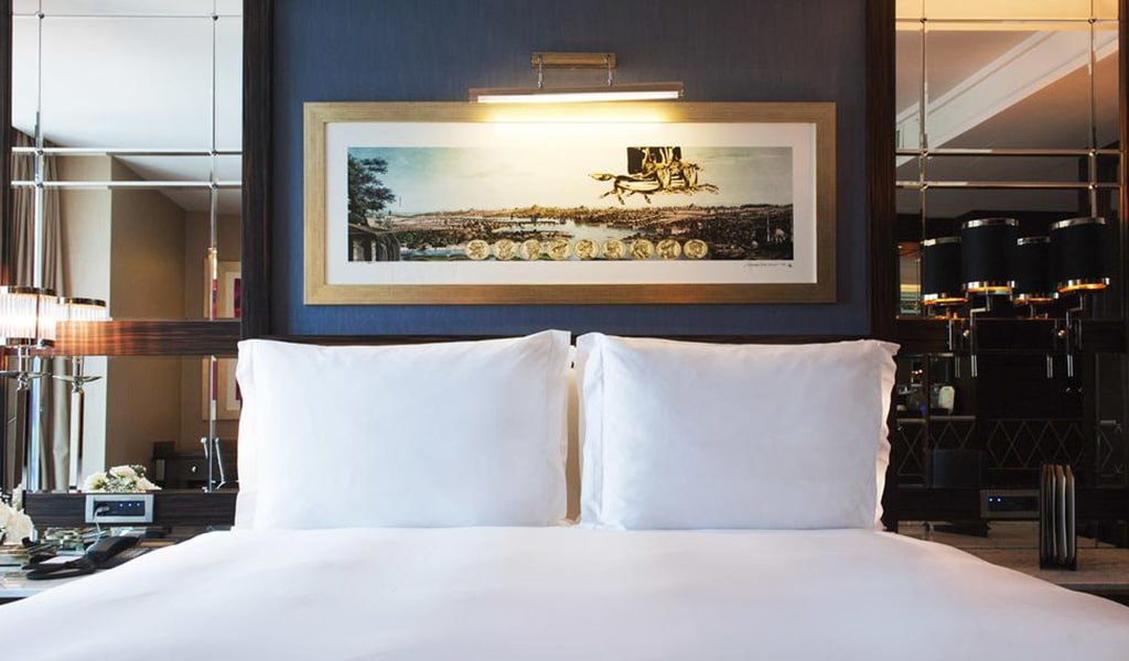 Golden Horn Terrace Suite with Sea View - Business Lounge Access 5-min