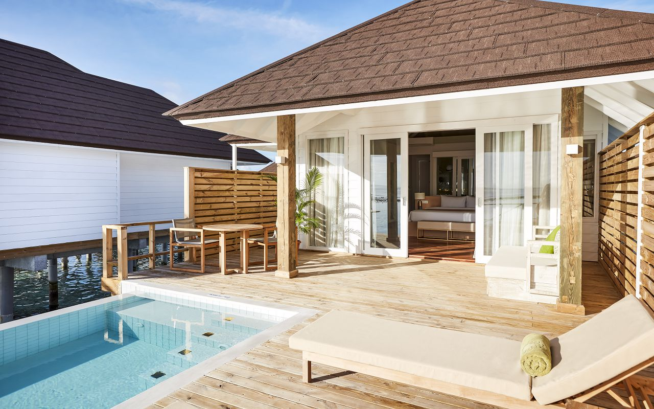 Grand Water Villa with Pool (2)