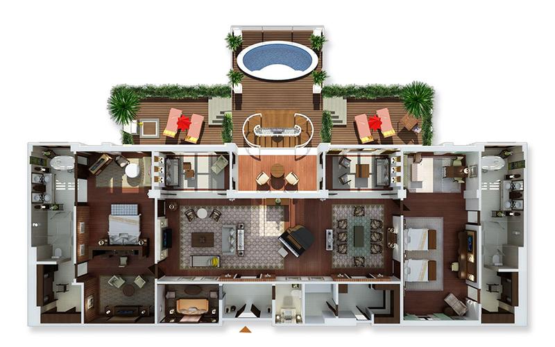 Grande Astor Suite