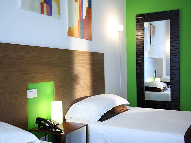 Hotel Trieste-8 - копия