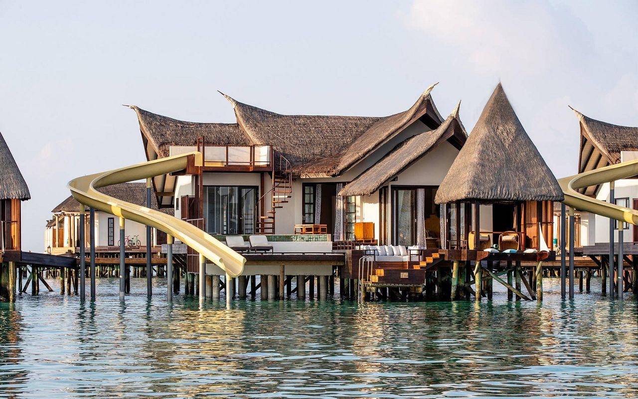 Infinity Pool Ocean Villa with Slide (7)