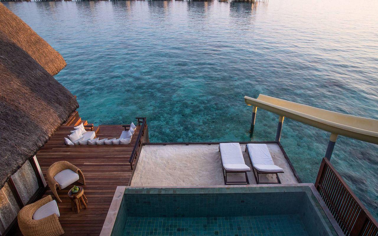 Infinity Pool Ocean Villa with Slide (8)