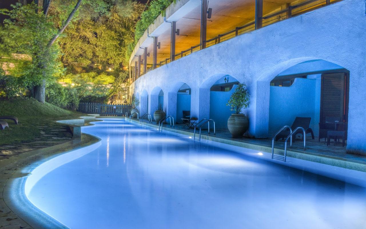 Ionian Blue Suite Sharing Pool - Corfu Holiday Palace-min