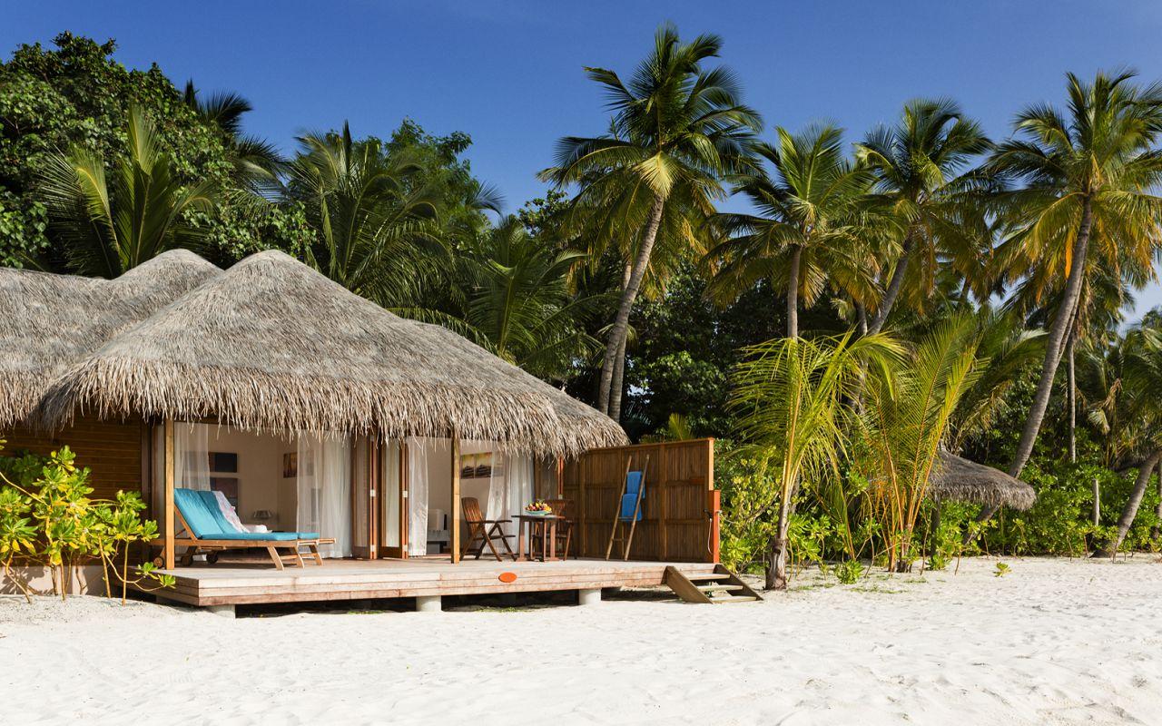 Jacuzzi Beach Villa (1)