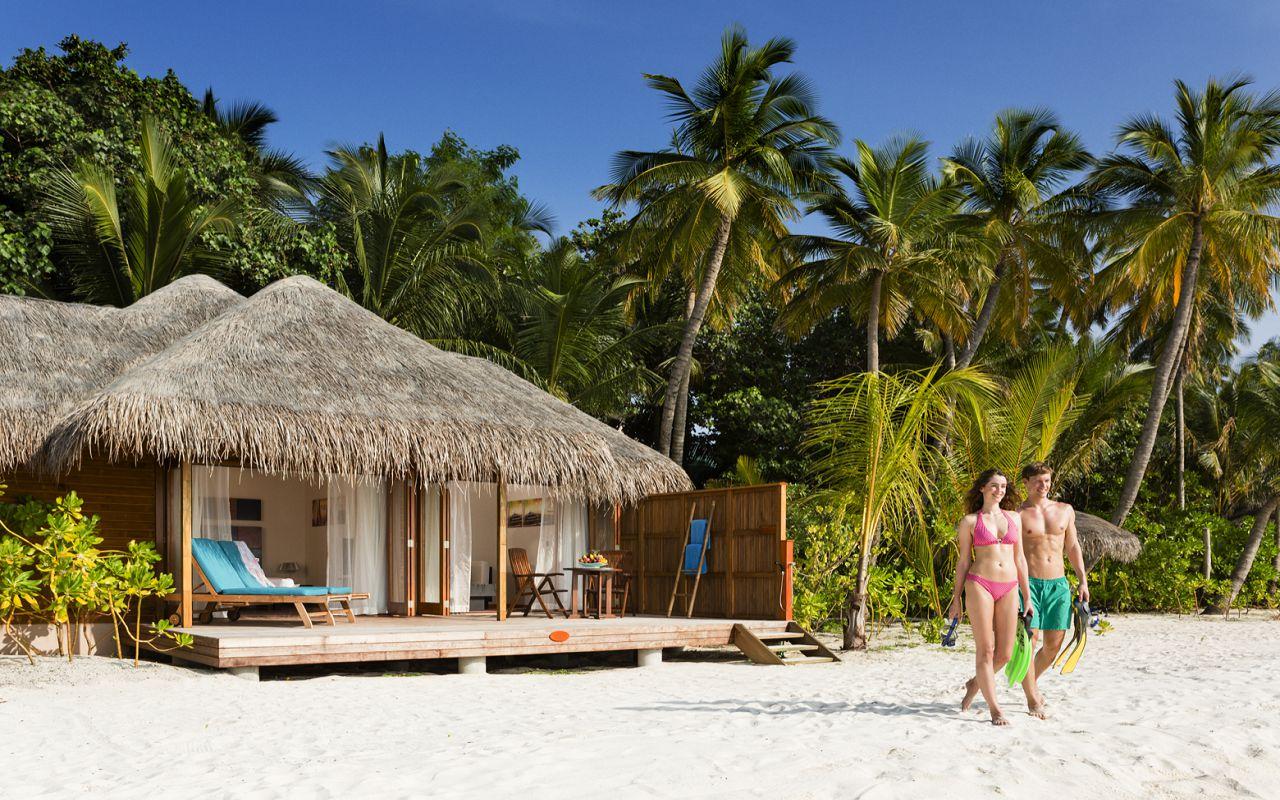 Jacuzzi Beach Villa (2)