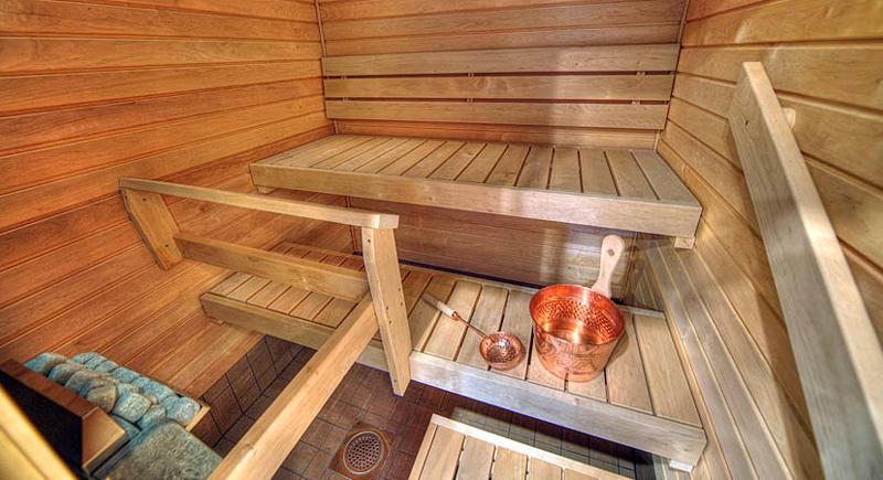 Jr Suite with sauna6