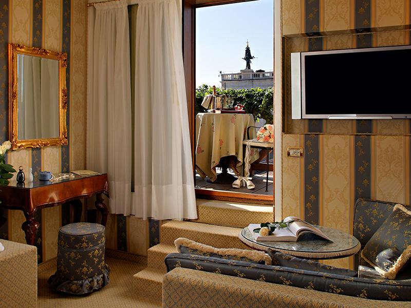 Junior Suite Exclusive with Private Terrace - 314