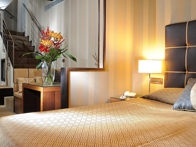 Junior Suite Exclusive with Private Terrace - 3163
