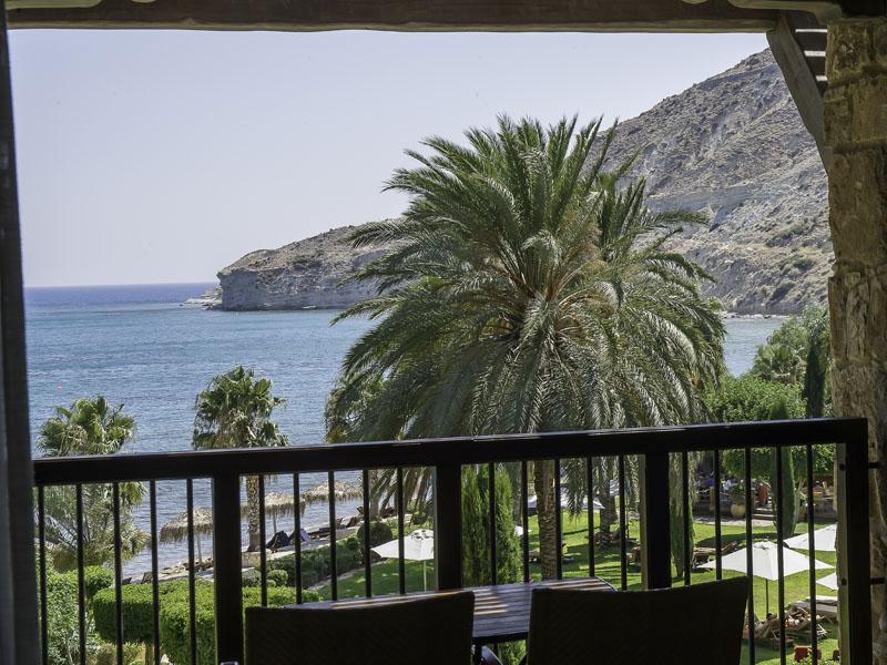 Junior Suite Sea View West Balcony
