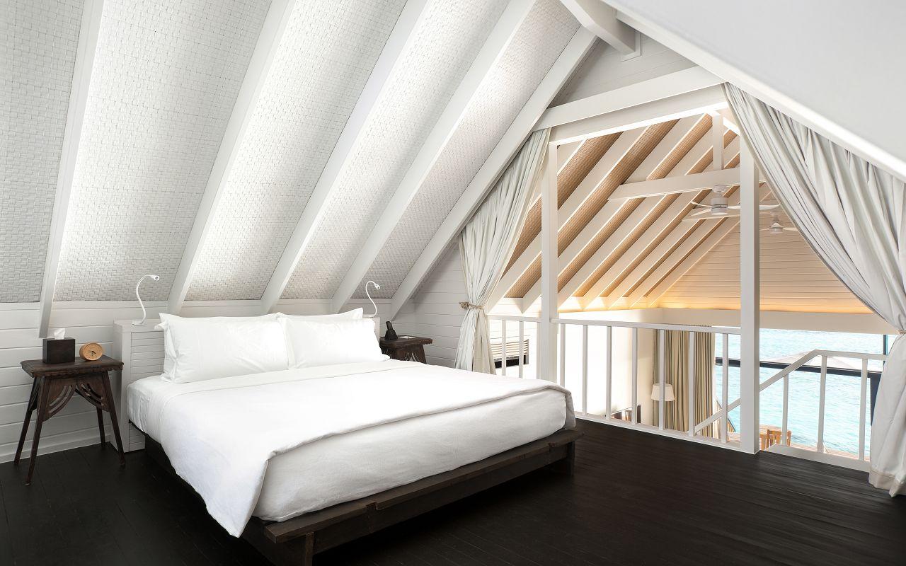 LS 20 Dhoni Loft Water Villa_Bedroom