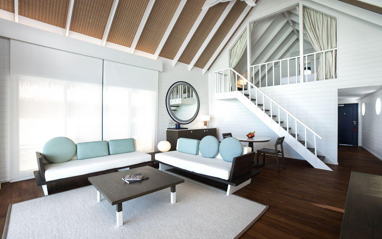 LS 20 Dhoni Loft Water Villa_Living Room_Looking in