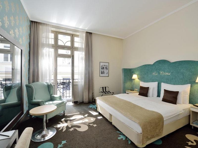 La Prima Fashion Hotel Budapest (17)