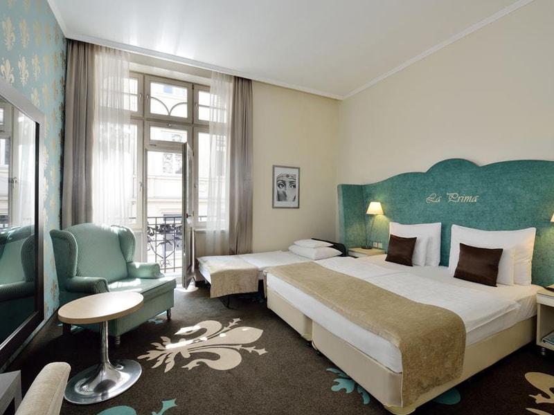 La Prima Fashion Hotel Budapest (4)