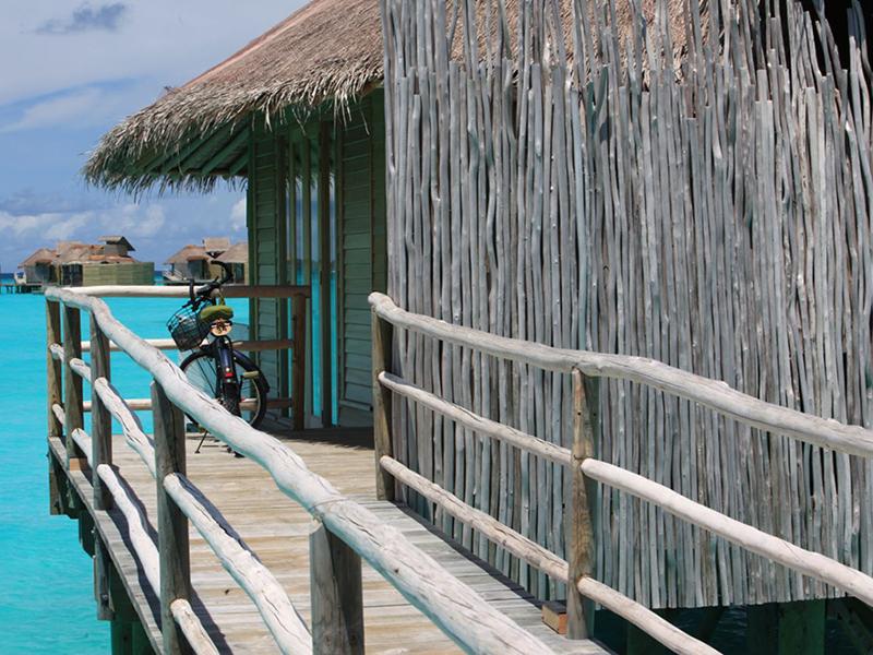 Lagoon Water Villa-3