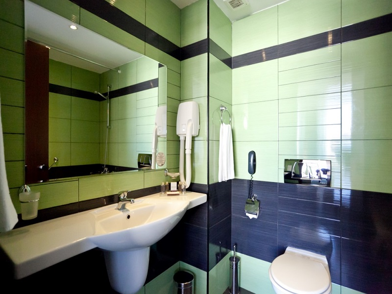 Lion Sunny Beach Bathroom (Medium)