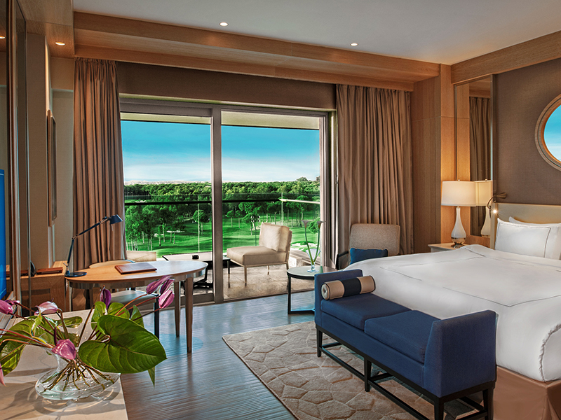 Luxury Room-Golf View