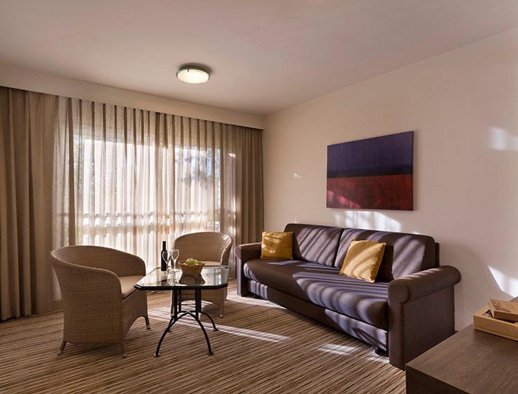 Mini Suite Isrotel Ramon Inn1